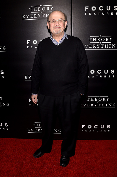 """Larry Busacca「""""The Theory Of Everything"""" New York Premiere - Arrivals」:写真・画像(0)[壁紙.com]"""