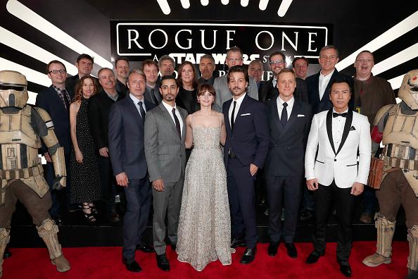 ボブ アイガー「The World Premiere Of 'Rogue One: A Star Wars Story'」:写真・画像(18)[壁紙.com]