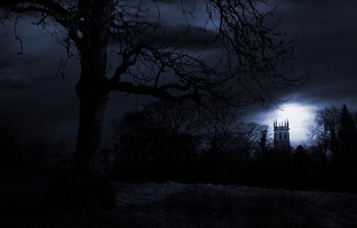 Fairy Tale「Haunted Landscape」:スマホ壁紙(9)