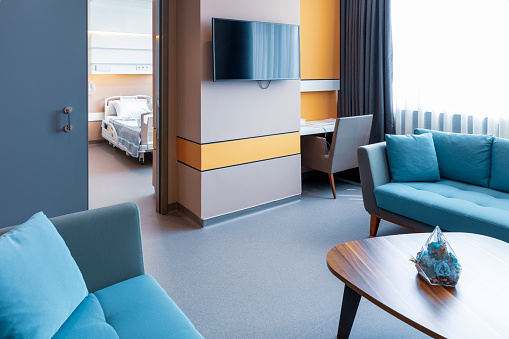Healing「Private Hospital Room」:スマホ壁紙(11)