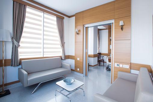 Healing「Private Hospital Room」:スマホ壁紙(12)