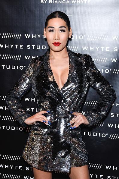 Presley Ann「Fashion Designer Bianca Whyte Celebrates The Launch Of Her London-Based Fashion Label Whyte Studio At Topshop」:写真・画像(3)[壁紙.com]