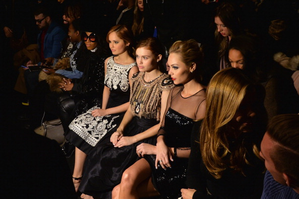 Holland Roden「Seen Around Lincoln Center - Day 6 - Mercedes-Benz Fashion Week Fall 2014」:写真・画像(8)[壁紙.com]