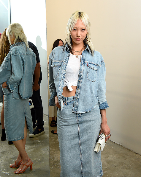 White Purse「WARDROBE.NYC Launches Release 04 DENIM & Levi's® Collaboration」:写真・画像(1)[壁紙.com]