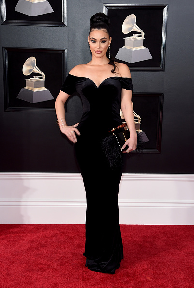 グラミー賞「60th Annual GRAMMY Awards - Arrivals」:写真・画像(5)[壁紙.com]