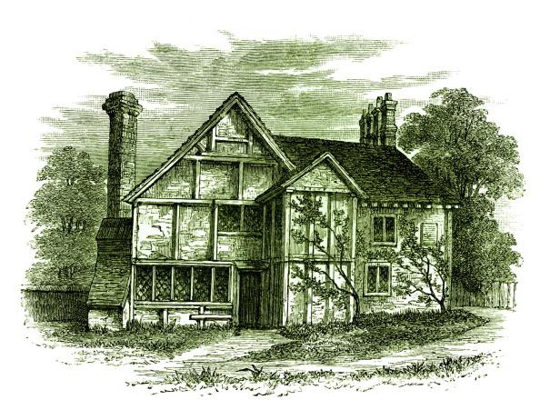 Giles「John Milton 's House」:写真・画像(0)[壁紙.com]