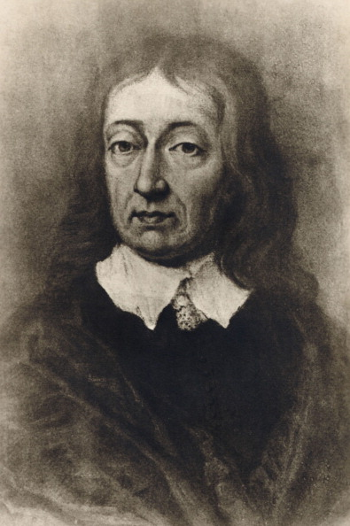 Culture Club「John Milton, portrait. English poet.」:写真・画像(6)[壁紙.com]