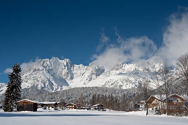 Going at the Wilder Kaiser Tirol:スマホ壁紙(壁紙.com)