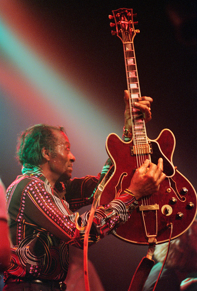 Chuck Berry - Musician「Chuck Berry Live In London」:写真・画像(1)[壁紙.com]