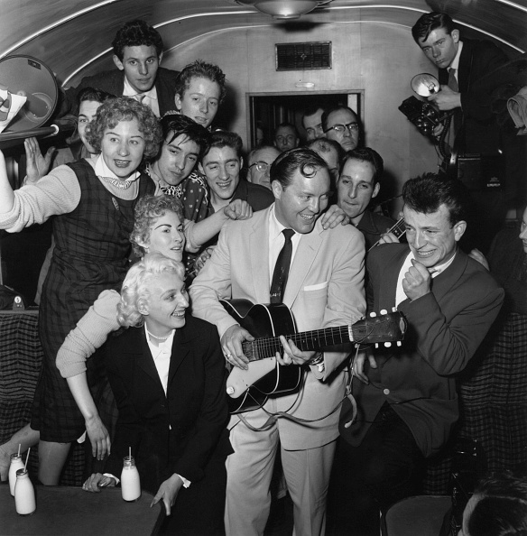Railroad Car「Bill Haley & His Comets」:写真・画像(10)[壁紙.com]