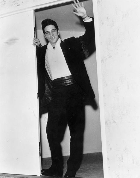 Doorway「Waving Elvis」:写真・画像(6)[壁紙.com]