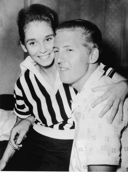 Brown「Jerry Lee Lewis & His Child-Bride/Cousin」:写真・画像(2)[壁紙.com]