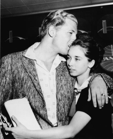 Brown「Jerry Lee Lewis & His Child-Bride/Cousin」:写真・画像(5)[壁紙.com]