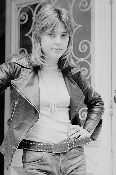 Leather Jacket「Suzi Quatro」:写真・画像(14)[壁紙.com]