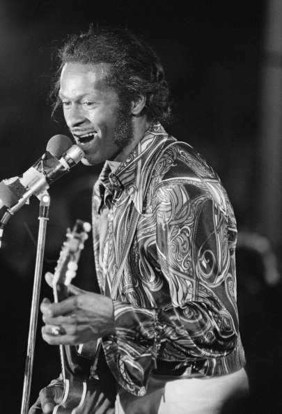 Chuck Berry - Musician「Chuck Berry At Wembley」:写真・画像(11)[壁紙.com]