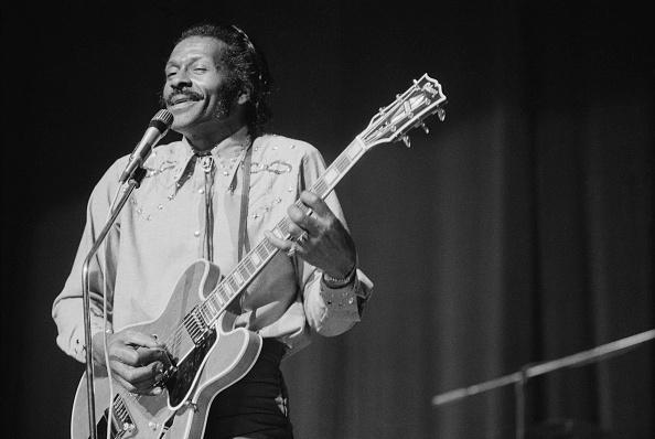 エレキギター「Chuck Berry In Lewisham」:写真・画像(5)[壁紙.com]