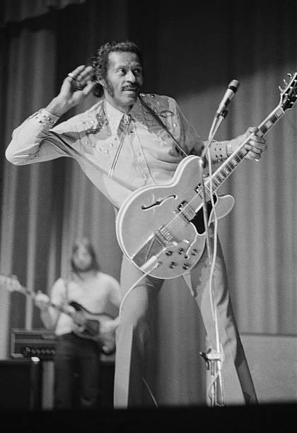 Chuck Berry In Lewisham:ニュース(壁紙.com)
