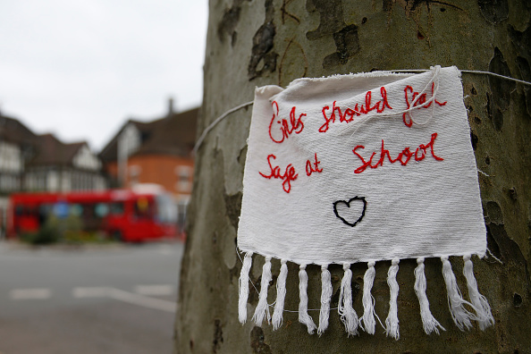 Hollie Adams「Leading London Schools Beset By Reports Of 'Rape Culture'」:写真・画像(0)[壁紙.com]