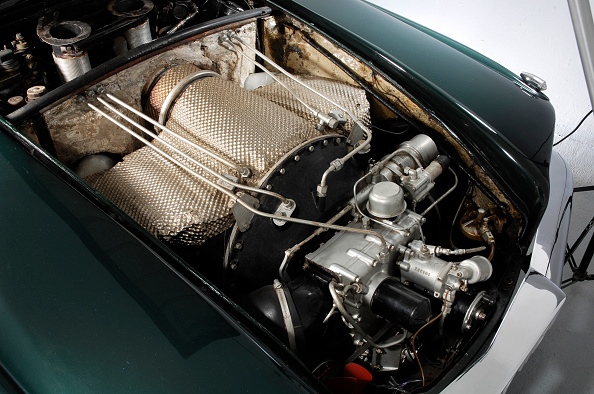 Turbine「1961 Rover T4 gas turbine car」:写真・画像(18)[壁紙.com]