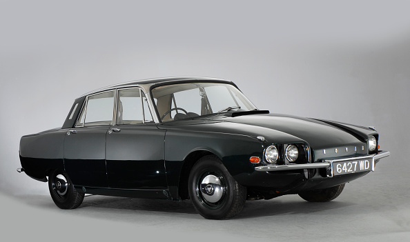 T 「1961 Rover T4 gas turbine car」:写真・画像(6)[壁紙.com]