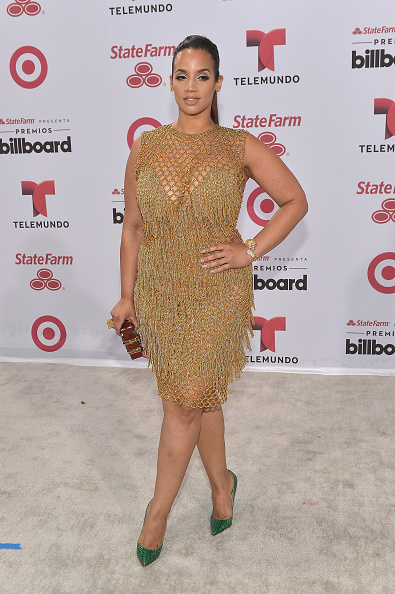 Gold Dress「2015 Billboard Latin Music Awards - Arrivals」:写真・画像(13)[壁紙.com]