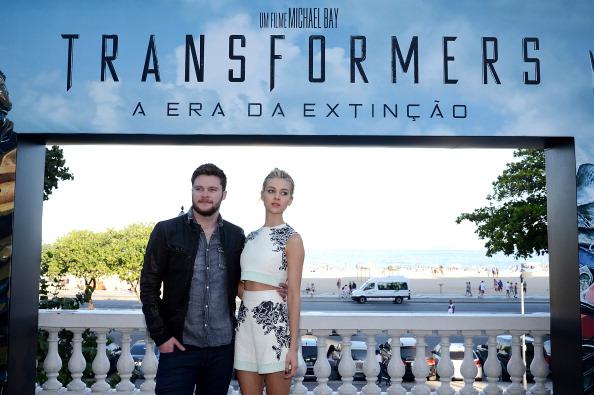 """Transformers - Age of Extinction「Rio de Janeiro Photocall For """"Transformers: Age Of Extinction""""」:写真・画像(2)[壁紙.com]"""