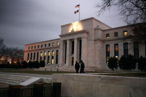USA「The Federal Reserve Begins Last Meeting Of 2008」:写真・画像(6)[壁紙.com]