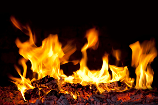 Burnt「fire flames XXXL」:スマホ壁紙(18)
