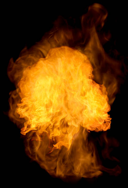 Fire flames:スマホ壁紙(壁紙.com)