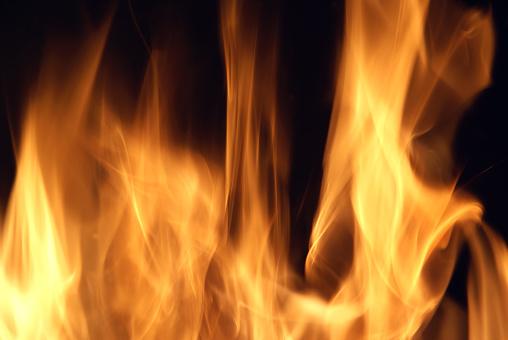 Inferno「Fire - Flames Abstract」:スマホ壁紙(2)