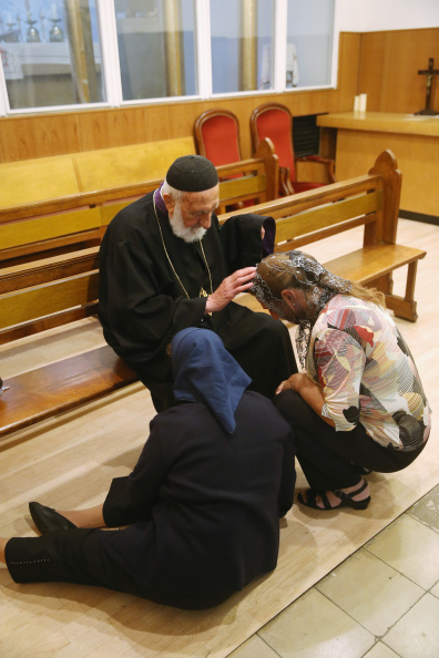 Religious Mass「Syrian Orthodox Celebrate Assumption」:写真・画像(17)[壁紙.com]