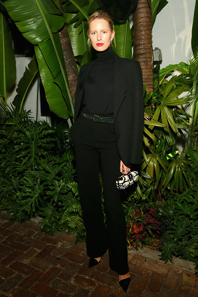 Astrid Stawiarz「Prada And Derek Blasberg Host A Cocktail In Honor Of Theaster Gates」:写真・画像(15)[壁紙.com]