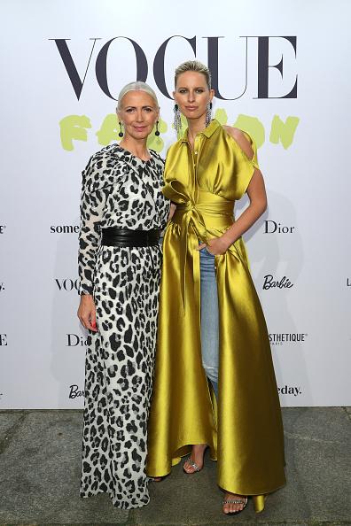 Long Sleeved「Vogue Party In Berlin」:写真・画像(19)[壁紙.com]