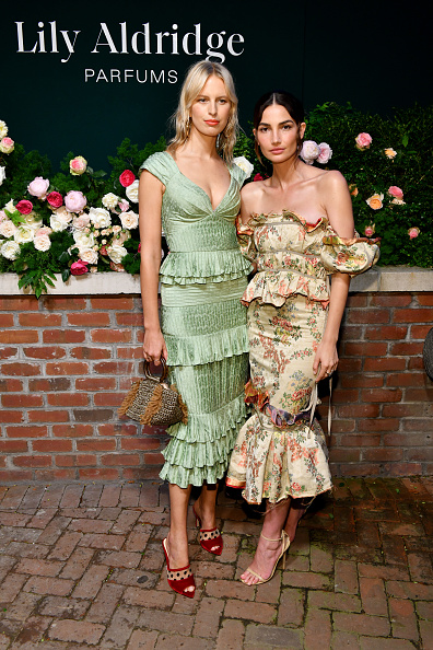 Karolina Kurkova「Lily Aldridge Parfums Launch Event」:写真・画像(11)[壁紙.com]