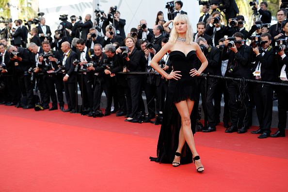 Incidental People「'Based On A True Story' Red Carpet Arrivals - The 70th Annual Cannes Film Festival」:写真・画像(12)[壁紙.com]