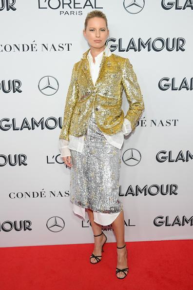 Karolina Kurkova「2019 Glamour Women Of The Year Awards - Arrivals And Cocktail」:写真・画像(5)[壁紙.com]
