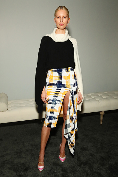 Karolina Kurkova「CFDA / Vogue Fashion Fund 15th Anniversary Event」:写真・画像(2)[壁紙.com]