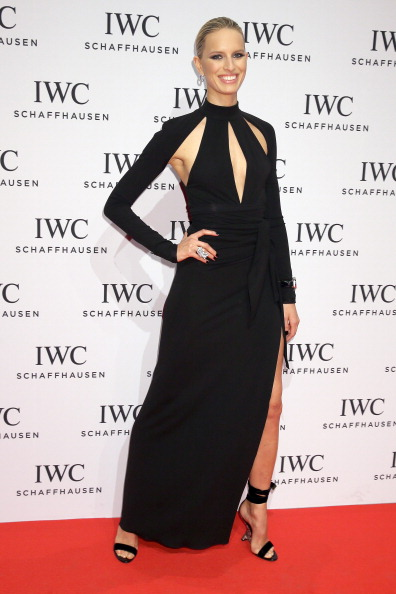 Slit - Clothing「IWC Race Night At SIHH 2013 - Red Carpet Arrivals」:写真・画像(3)[壁紙.com]