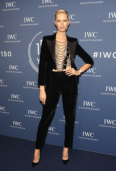 Karolina Kurkova「IWC Schaffhausen at SIHH 2018 - Red Carpet」:写真・画像(0)[壁紙.com]