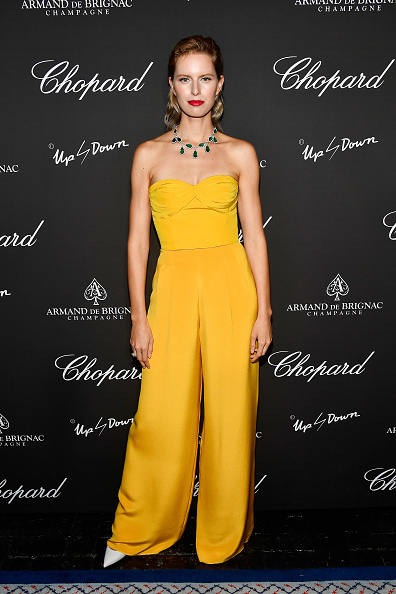 Karolina Kurkova「Creatures Of The Night Late-Night Soiree Hosted By Chopard And Champagne Armand De Brignac」:写真・画像(3)[壁紙.com]