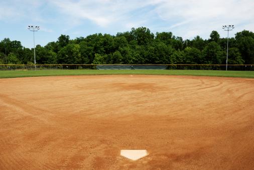 Leisure Activity「Baseball or softball field」:スマホ壁紙(19)