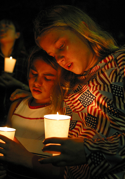 Lighting Equipment「Candle Service Dedicated to Victims of September 11th」:写真・画像(6)[壁紙.com]