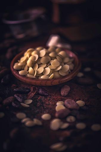 植物「自家製の良い品質チョコレート バーを準備します。」:スマホ壁紙(7)