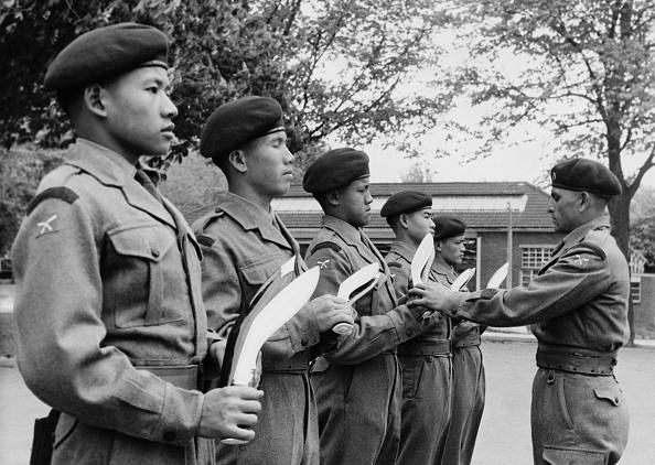 インド系民族「Gurkha's Khukuri Inspection」:写真・画像(12)[壁紙.com]