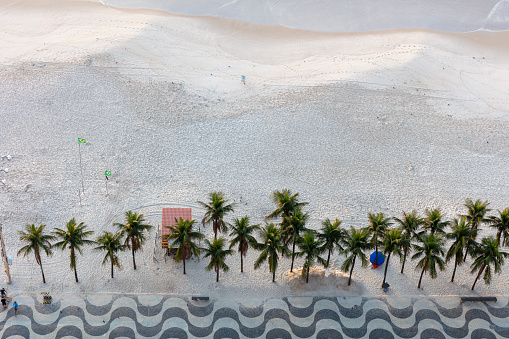 Brazil「Sunrise over Copacabana Beach, Rio de Janeiro, Brazil」:スマホ壁紙(15)