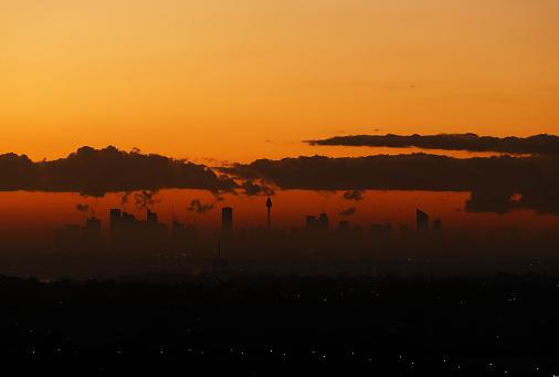 Bestof「Sunrise over Sydney, Australia」:スマホ壁紙(3)