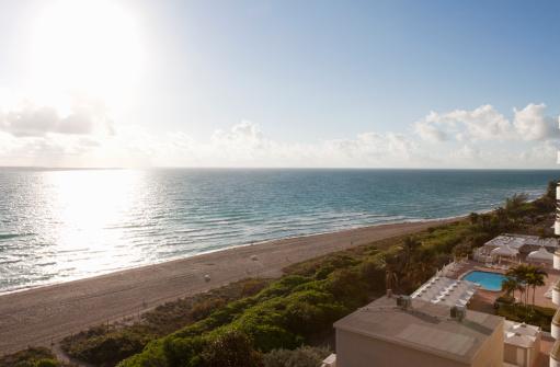 Miami Beach「Sunrise over Miami Beach」:スマホ壁紙(13)