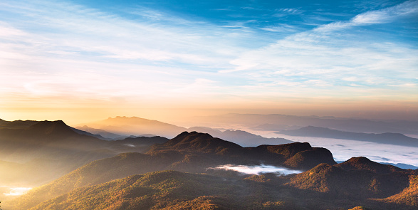 Sri Lanka「Sunrise over Adam's peak, Sri Lanka」:スマホ壁紙(15)
