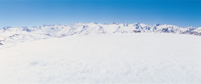Tarentaise「Snowfield in French Alps」:スマホ壁紙(15)