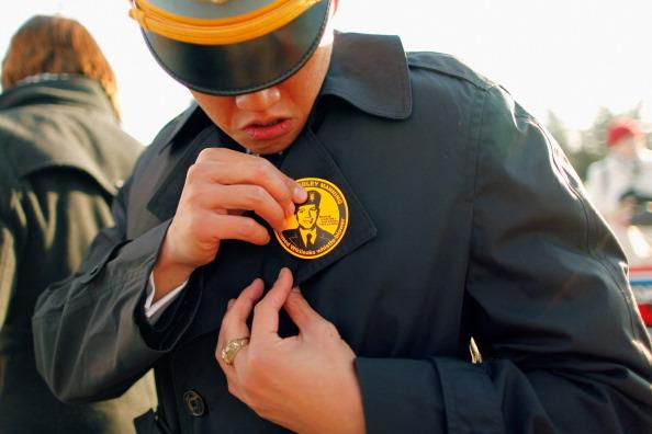 Daniel Gi「Article 32 Military Hearing Held For Bradley Manning At Fort Meade」:写真・画像(8)[壁紙.com]